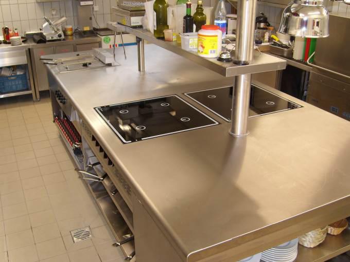 Küchenfliesen Boden Gastronomie ~ großküchenplanung vom profi mit gastro service boden