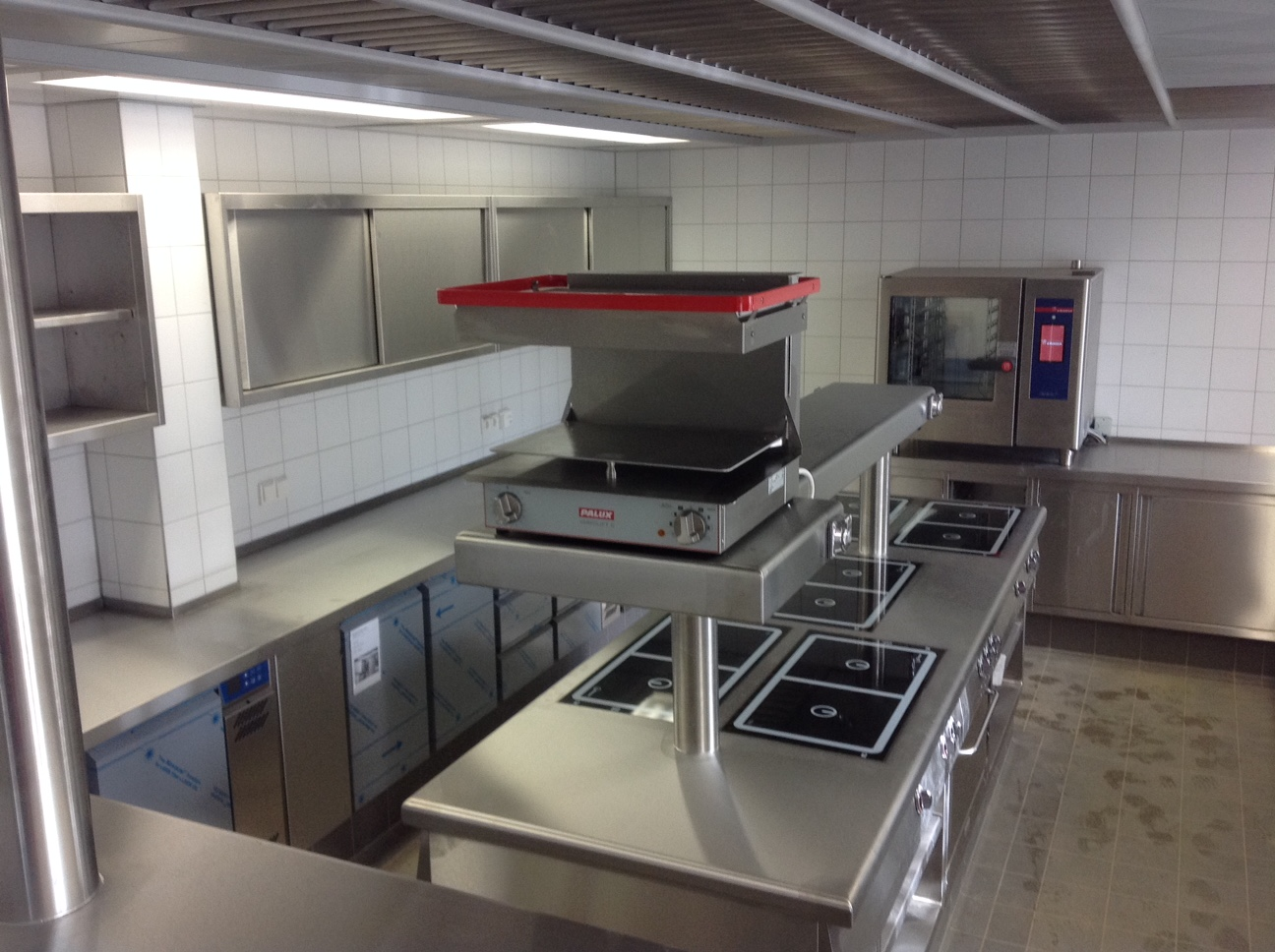Großküchenplanung vom Profi - mit Gastro Service Boden