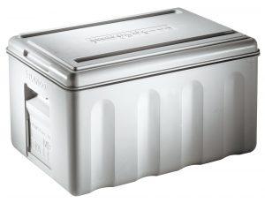 Blanco Kunststoff Transportbox Gastronomie